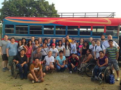 group photo with patients in guatemala-S