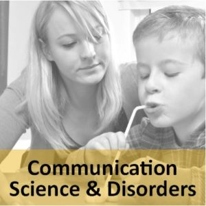 Communication Science and Disorders