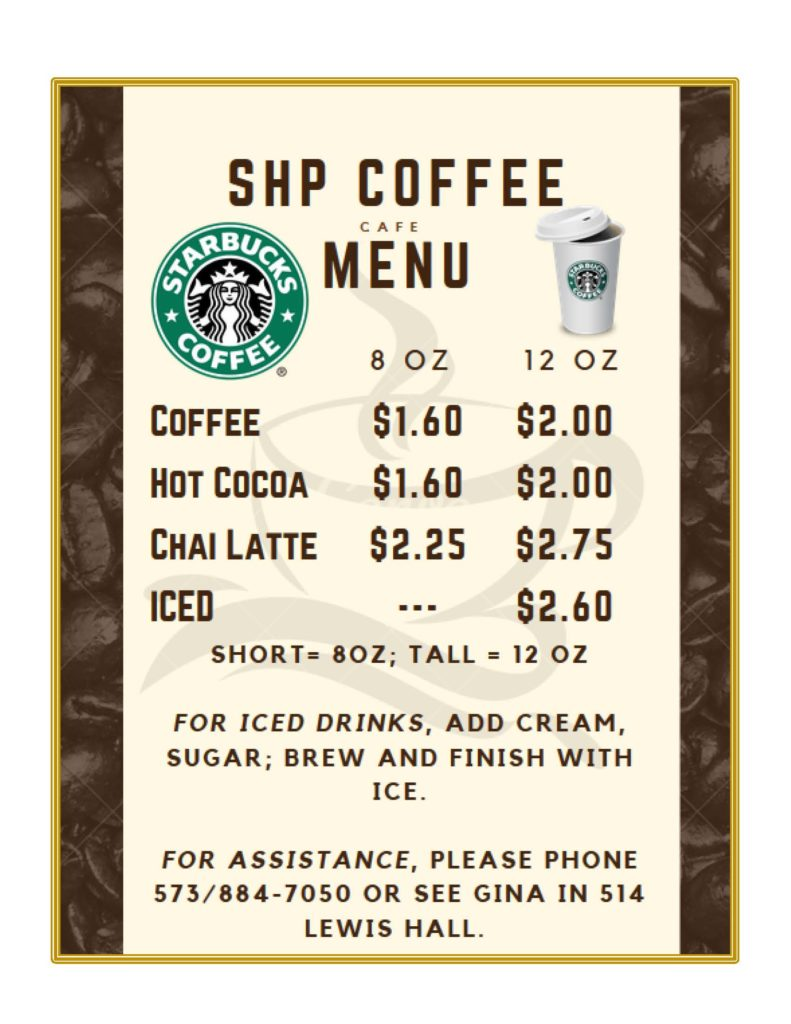 Starbucks Self Serve Coffee Station Opens In Lewis And