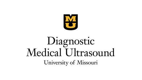 MU logo: Diagnostic Medical Ultrasound